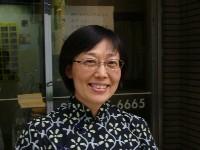 平岡由里子さん キーボード科